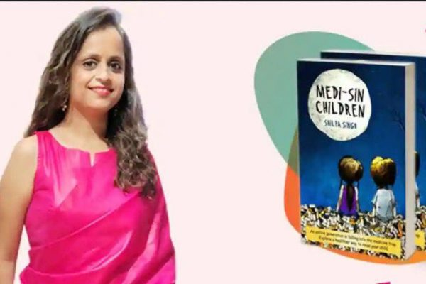 Life coach Shilpa Singh talks about her book Medi-Sin Children